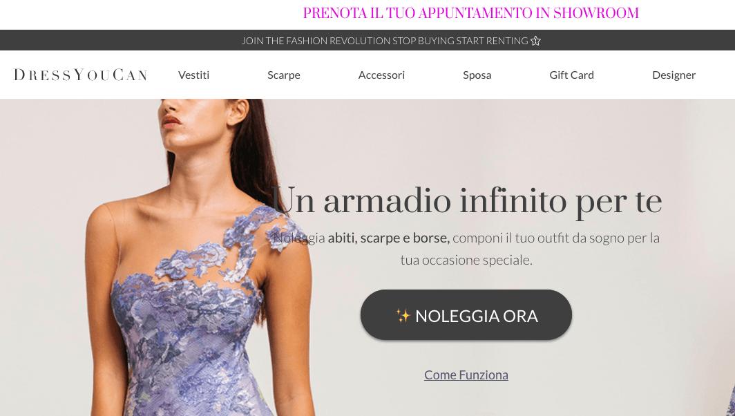 8fd1ae47809f L armadio virtuale di Dress You Can vince il Premio dei Premi per l ...