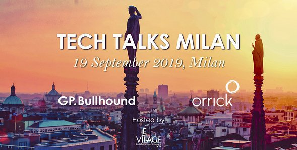 Tech Talks Milan