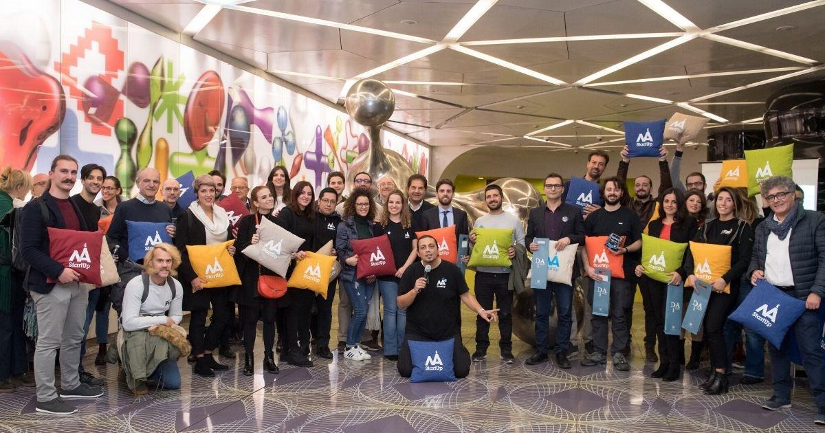 Le startup vanno in Metro: NaStartup porta l'innovazione a 30 metri di profondità
