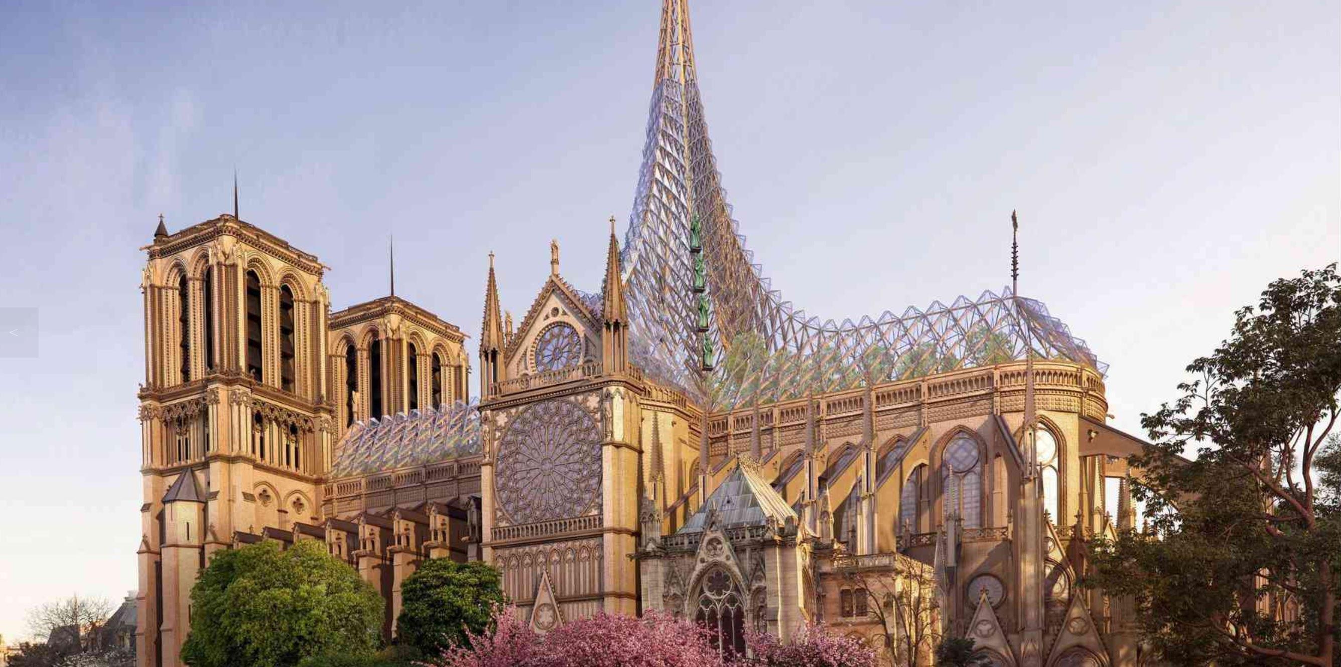 La nuova sfida dell'architettura è essere green. I progetti di Vincent Callebaut
