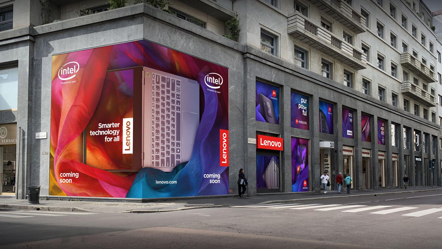 Lenovo apre il primo flagship store europeo a Milano - Startupitalia