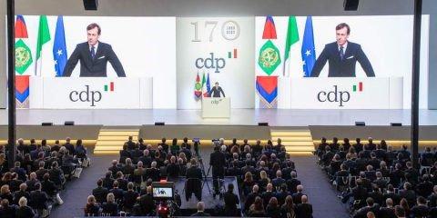 """Cdp festeggia 170 anni: """"Siamo pronti con il Fondo Nazionale Innovazione, sarà un ponte tra idee e imprese"""""""