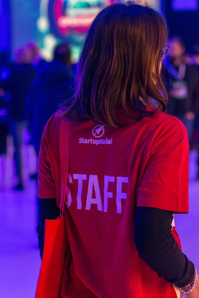Entra a far parte della crew di StartupItalia, #SIOS19 sta cercando proprio te!