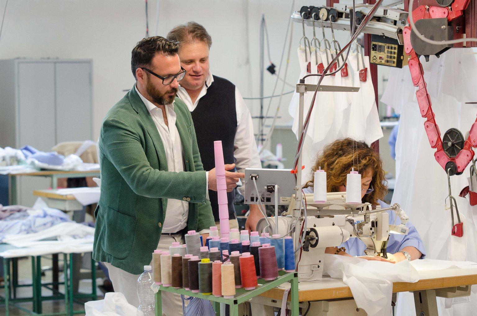 L'ecommerce per camicie su misura di Apposta porta il made in Italy in tutto il mondo - Startupitalia