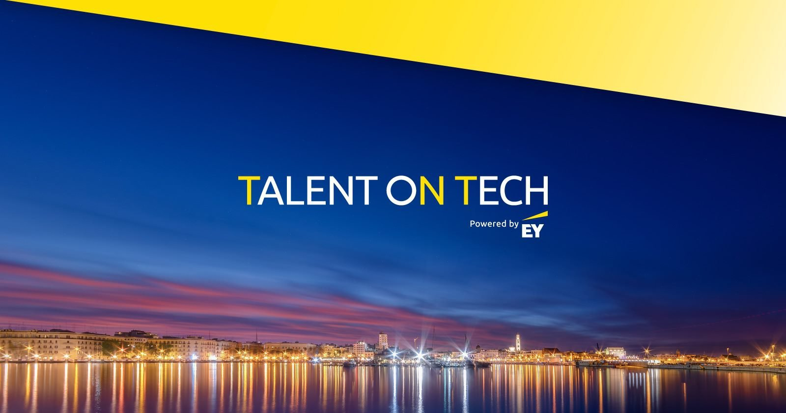 EY cerca 200 giovani talenti tech da formare al sud