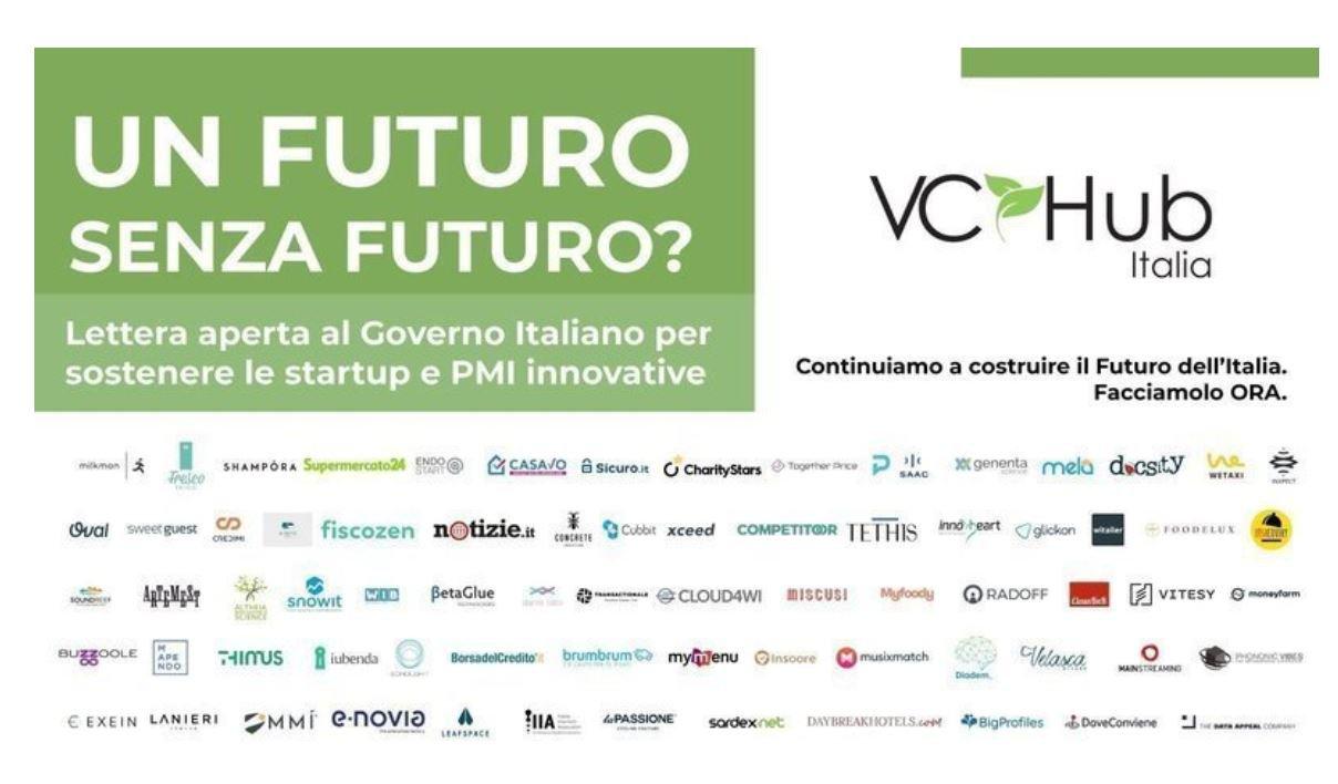 8 proposte urgenti a sostegno delle startup. La petizione - Startupitalia