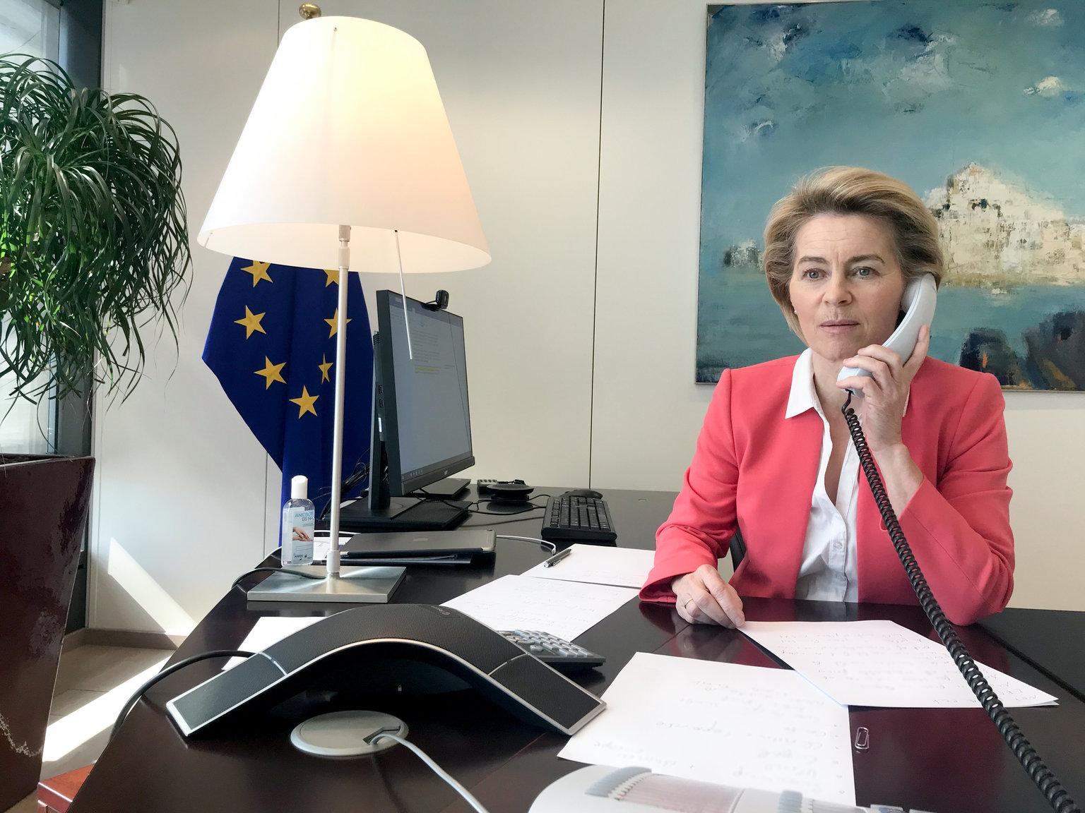 """Ursula von der Leyen scrive agli italiani: """"Scusate, ora l'Ue è con voi"""""""