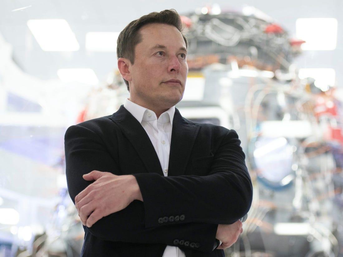 Elon Musk, maxibalzo fra i più ricchi: dal 35esimo al secondo posto grazie  a Tesla - Startupitalia