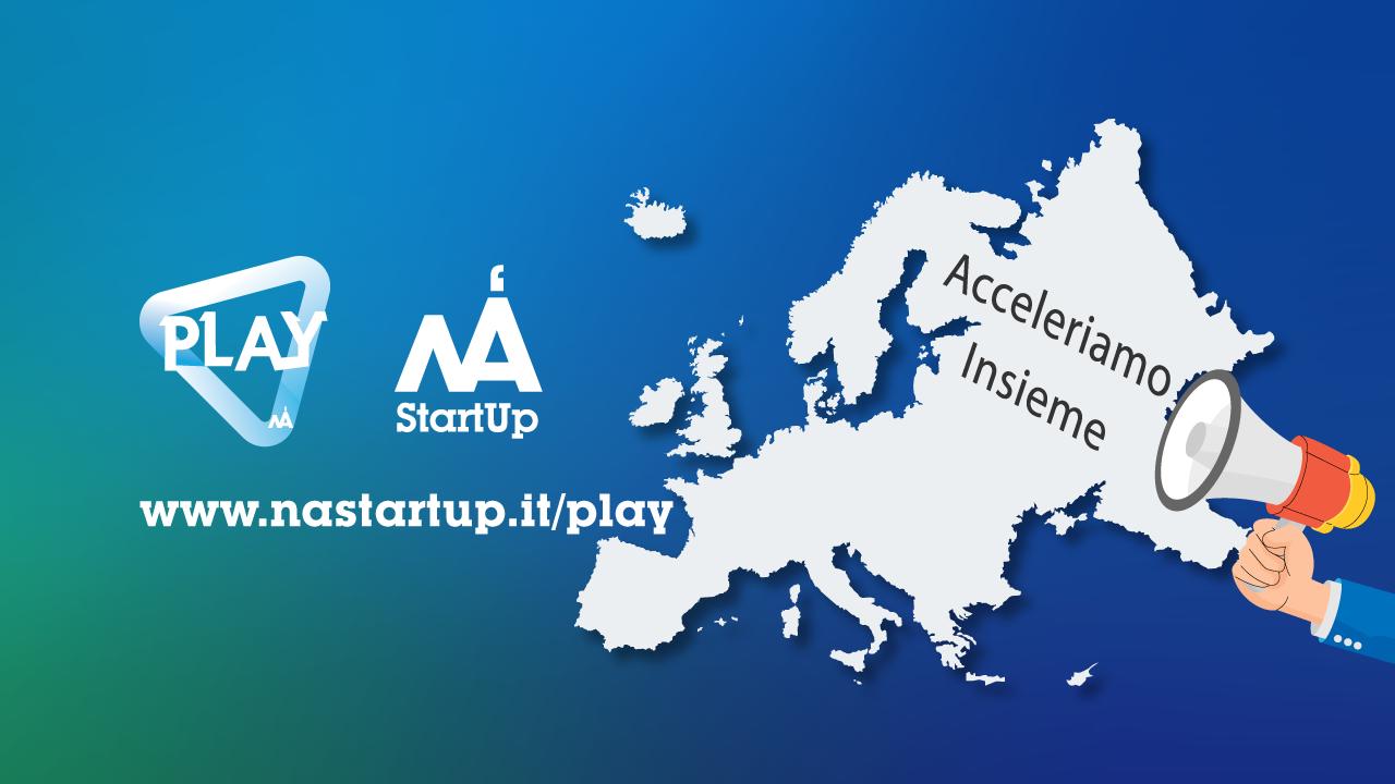 Logo NAStartup Play