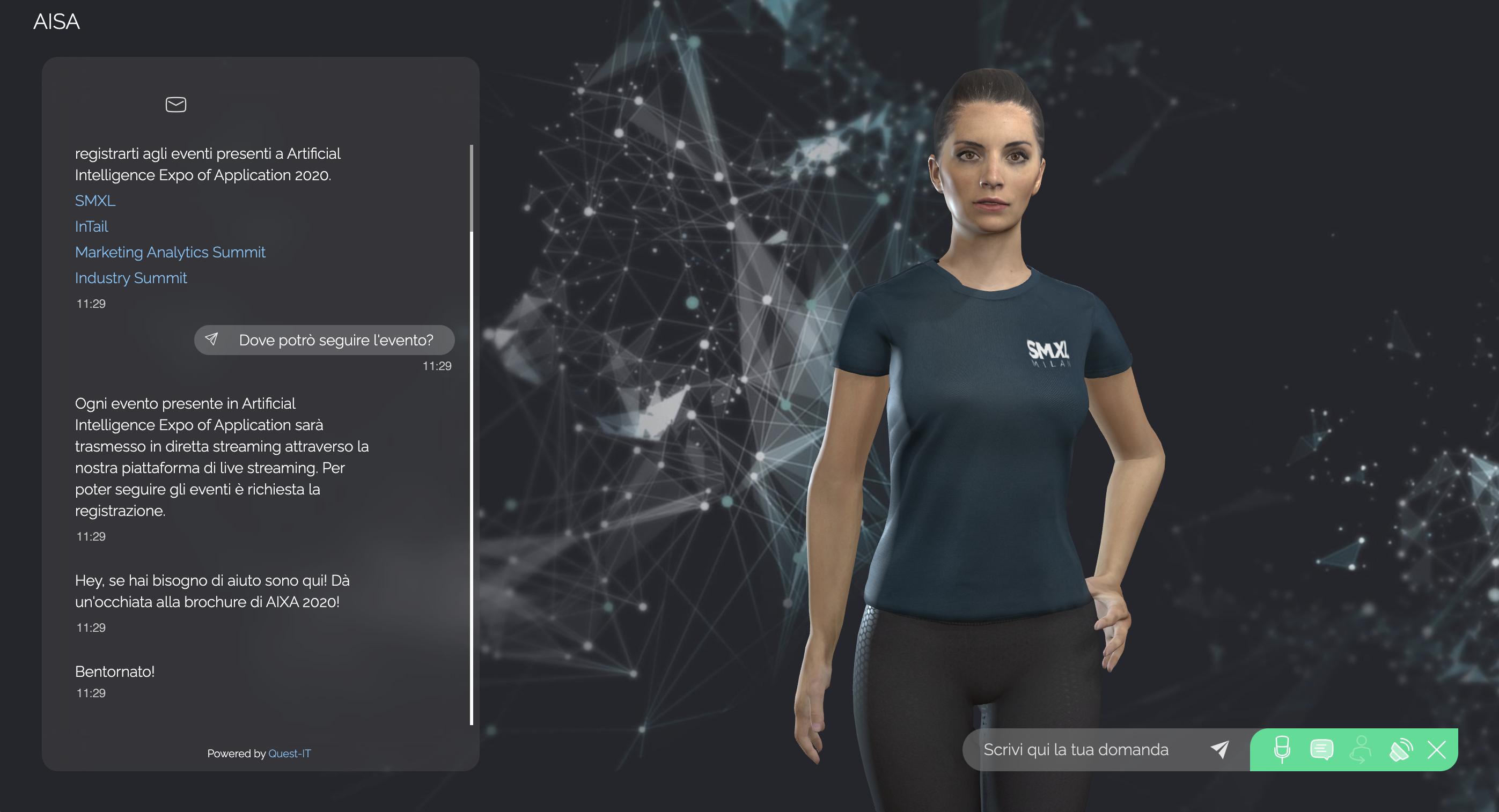 Assistenti virtuali: come costruirli da zero con l'AI. Due masterclass online