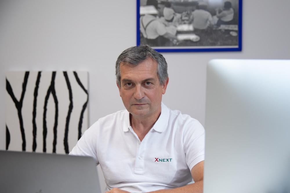 Bruno Garavelli, CEO e Co-founder di Xnext