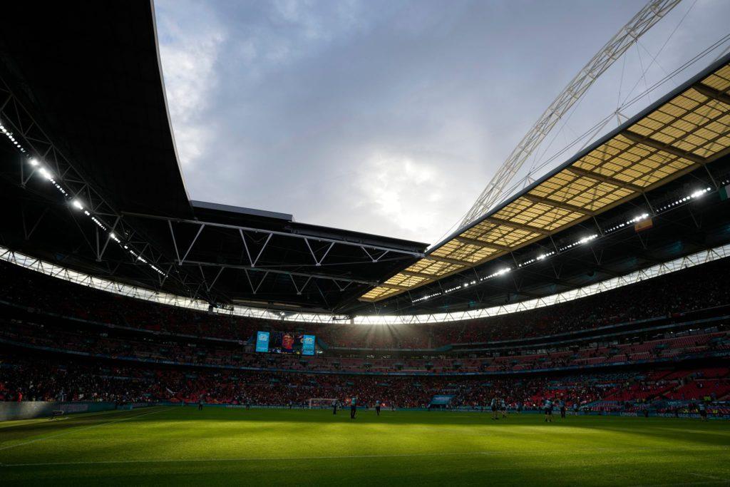Wembley finale