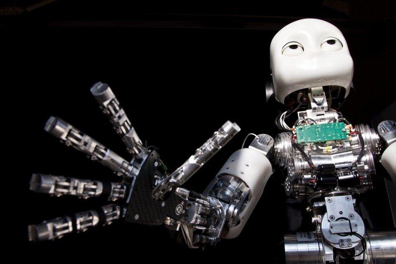iCub – Robot umanoide dell'Istituto italiano di tecnologia