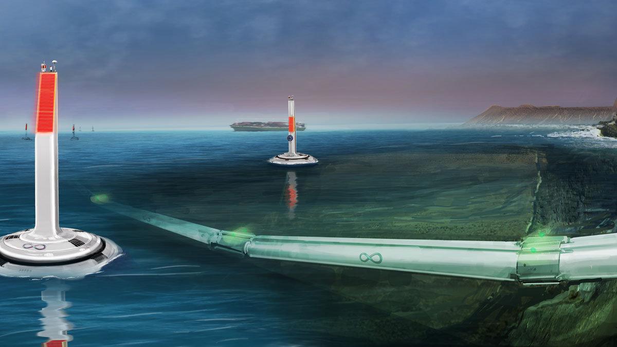 Hyperloop, la capsula da fantascienza che ci farà viaggiare a 1200 km/h