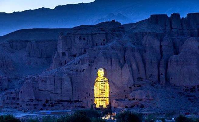 BuddaOlogrammaAfganistan