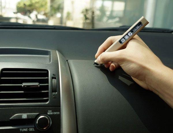 Phree, la penna da un milione di dollari che scrive su ogni superficie
