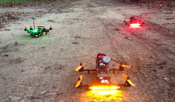 DRONE-MULTIROTOR-FPV-RACER
