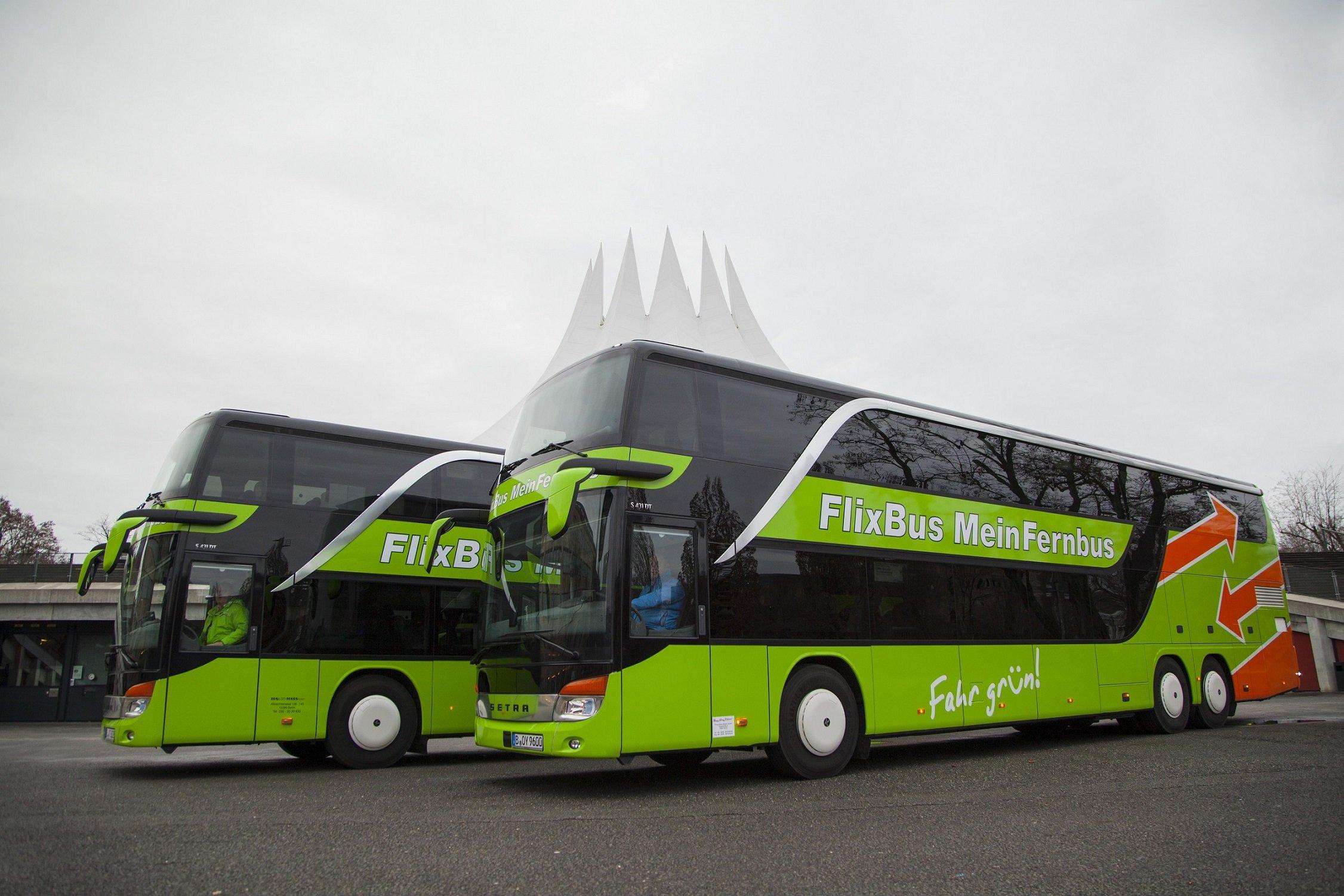 Con FlixBus viaggi in Europa, spendi poco e aiuti l'ambiente