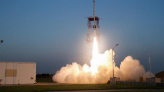 nasa_2_black_brant_ix_launch