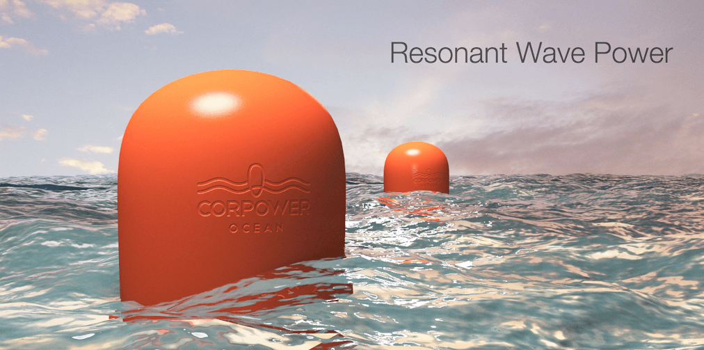 WaveSpring, la boa che produrrà energia dal mare ispirandosi al nostro cuore