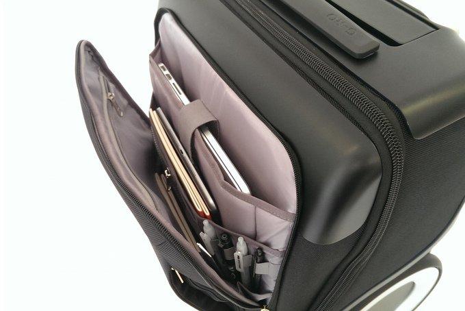 G-RO, la valigia intelligente che si adatta ad ogni terreno (e sbanca Kickstarter)