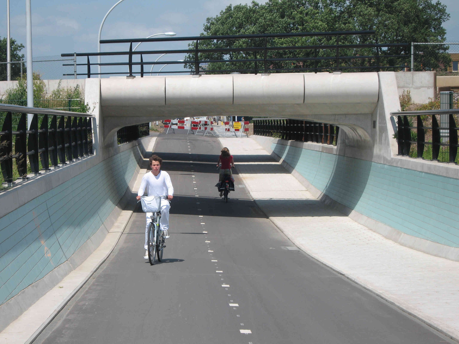 """In Germania nascerà la prima """"autostrada"""" solo per ciclisti"""