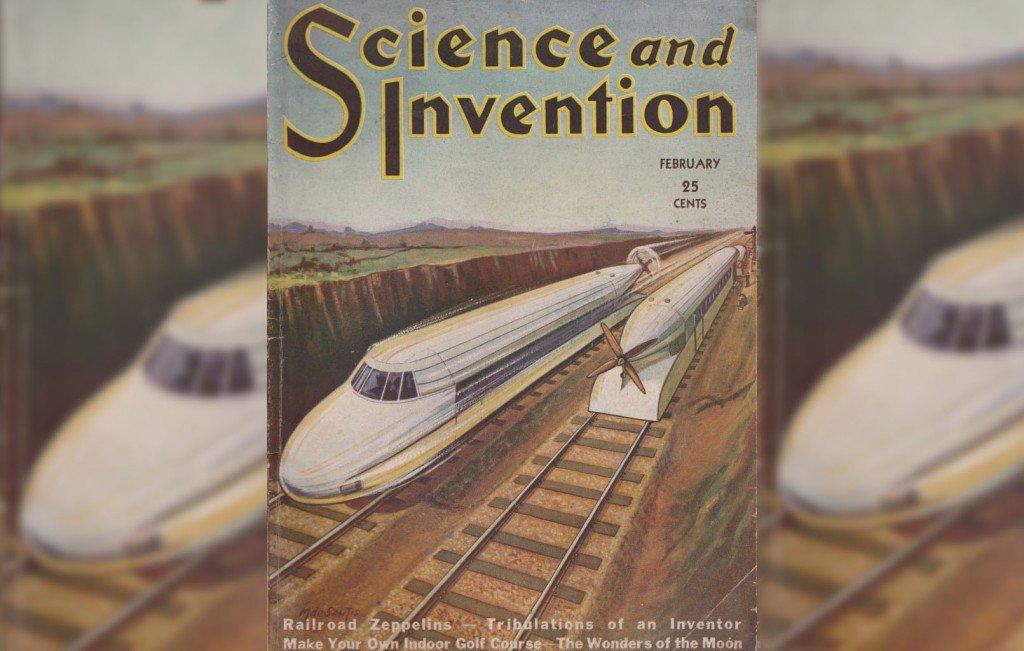 Un magazine del Novecento e le 25 migliori invenzioni del 2015
