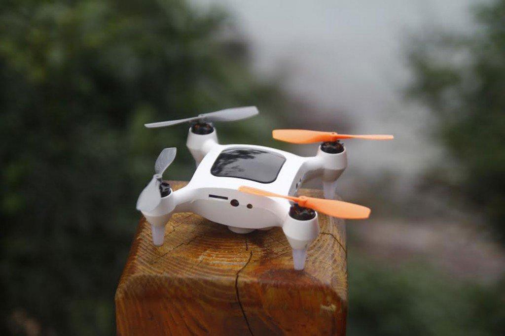ONAGOfly, il piccolo drone autonomo che sbanca Indiegogo