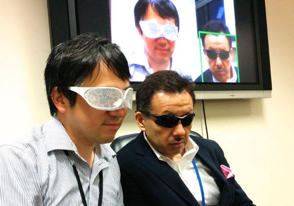 Arrivano dal Giappone gli occhiali che proteggono la nostra privacy (rendendoci invisibili)