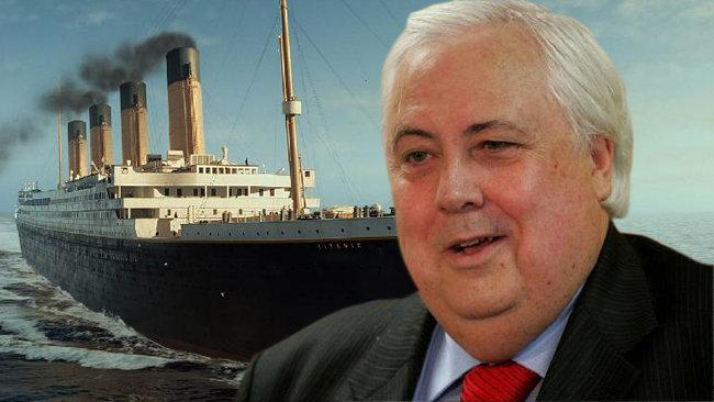 Il Titanic tornerà a solcare il mare nel 2018 (ma arriverà a Dubai)