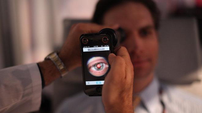 HealthBeat Smartphone Physical