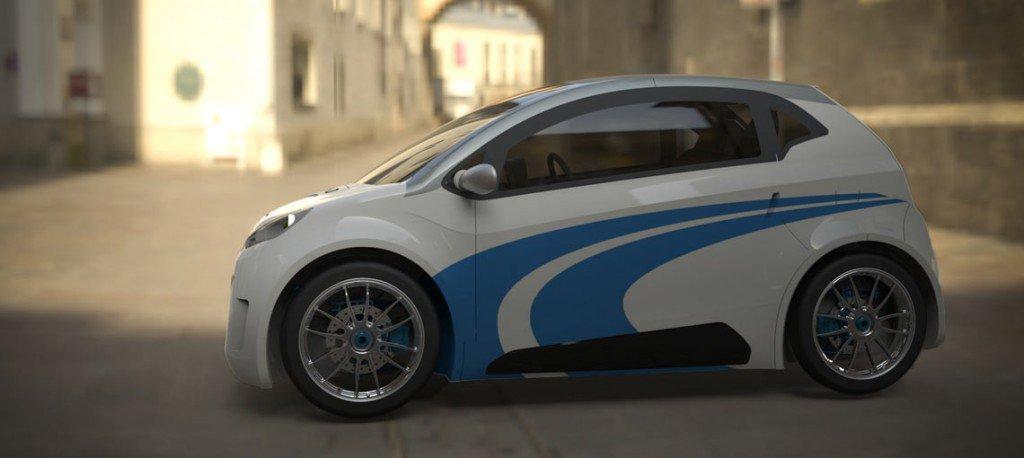 XAM 2.0: l'urban concept ibrido made in Torino
