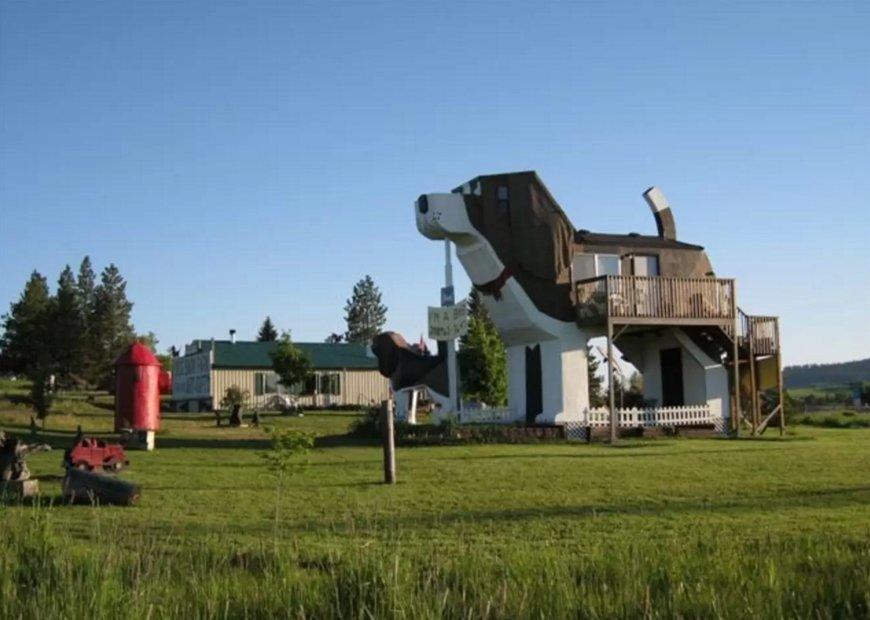 Dog Bark Park Inn B&B Airbnb
