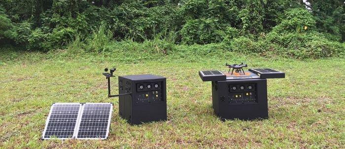 dronebox-con-sensori-esterni
