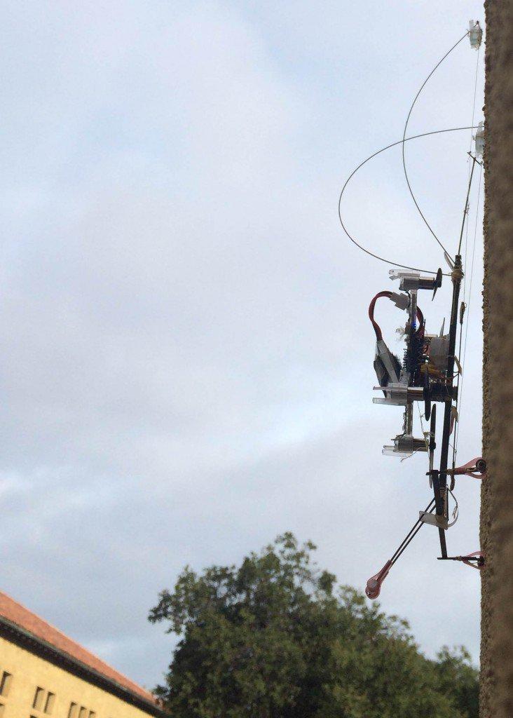 SCAMP, il drone che oltre a volare, si arrampica sulle pareti
