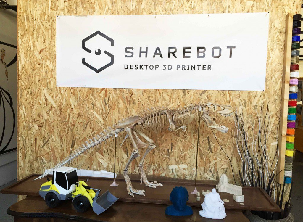 Sharebot presenta 42, la stampante 3D user friendly