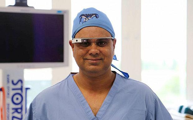 Virtual reality technology operation