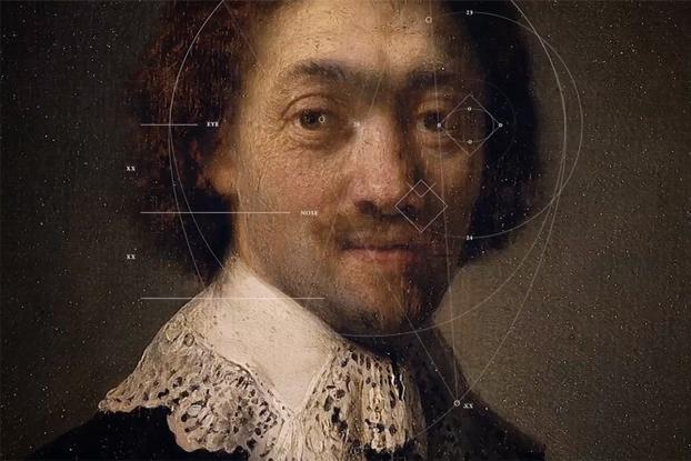 Creare un perfetto Rembrandt con la stampa 3D (e un algoritmo speciale)