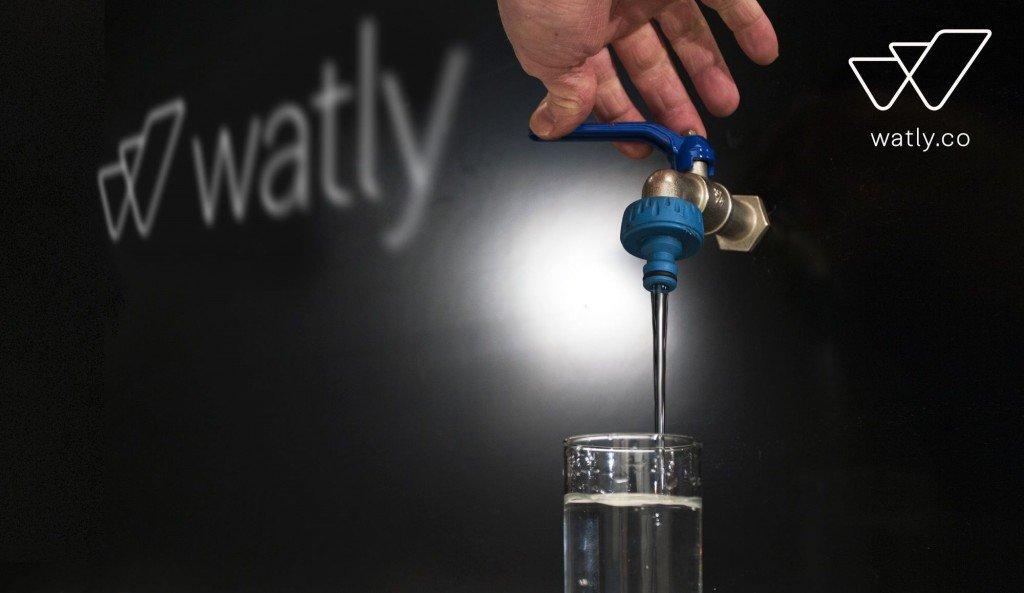Watly: la rivoluzione italiana contro la scarsità d'acqua potabile
