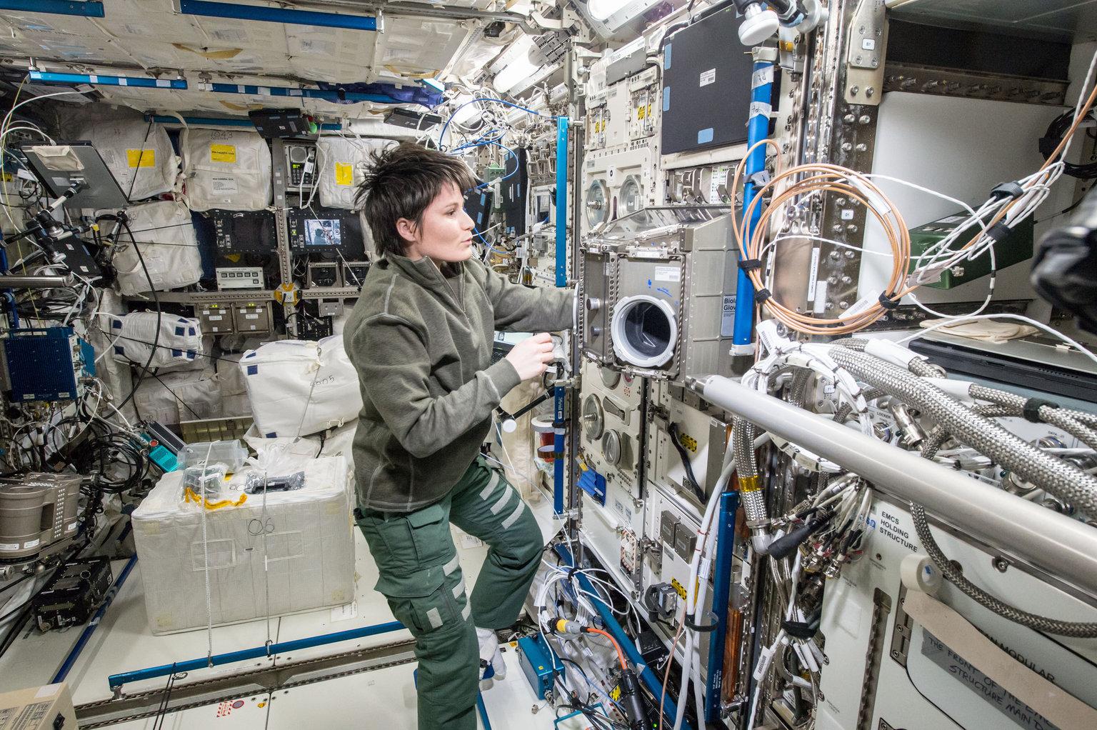 Esplorare la Stazione Spaziale Internazionale a 360°