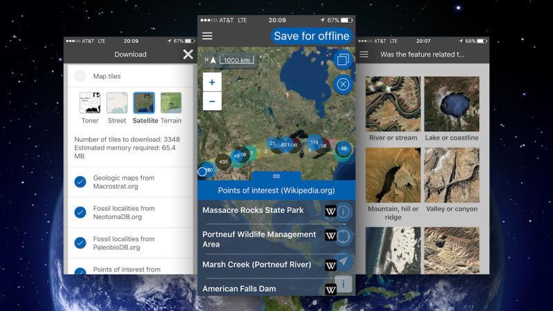 L'app che ti racconta i luoghi sorvolati dal tuo aereo (con mappe interattive)