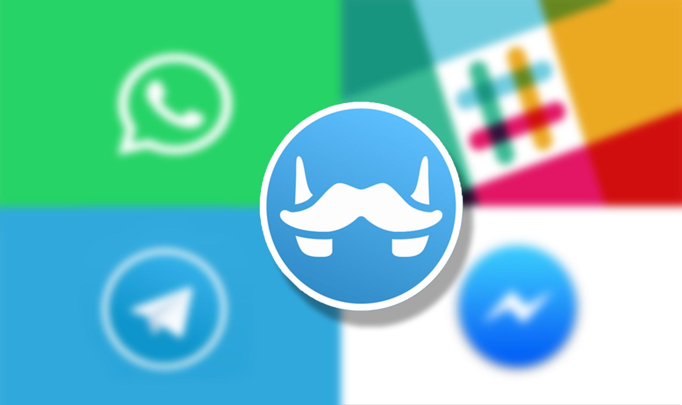 Franz, l'app che vi semplifica la vita raccogliendo tutti i social in una sola finestra