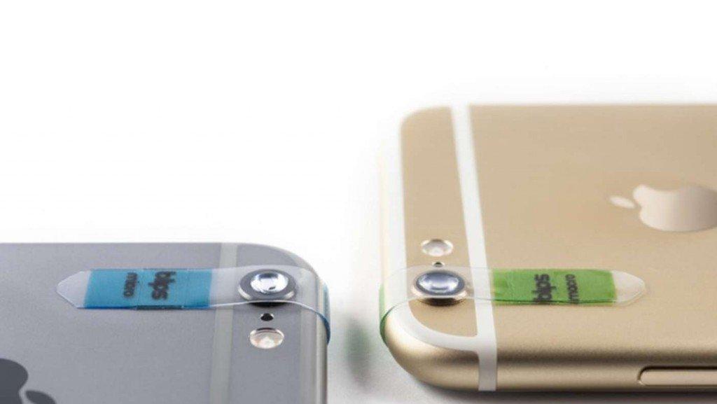 blips, lenti, microscopio, smartphone