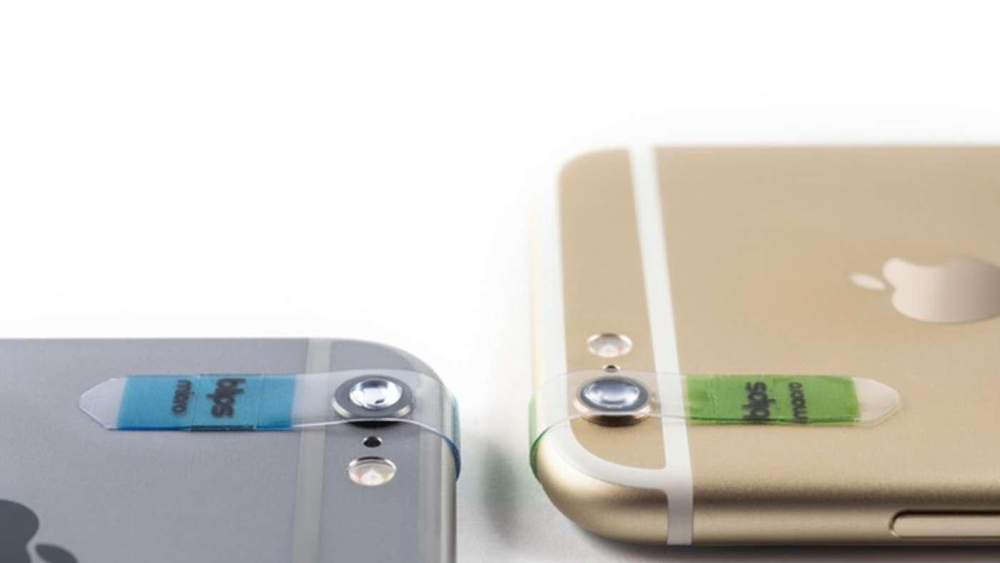 BLIPS, le lenti che trasformano lo smartphone in microscopio