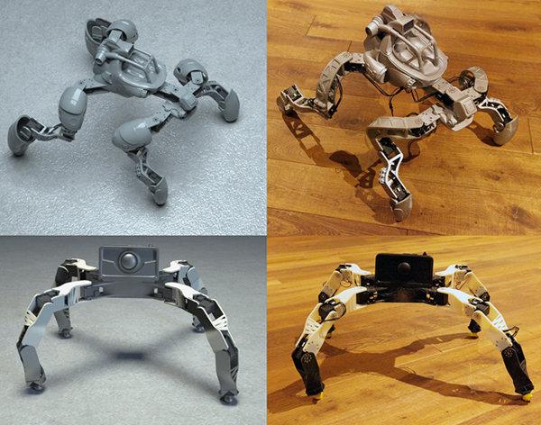 Progettare robot ora è un gioco da ragazzi (grazie a un italiano)