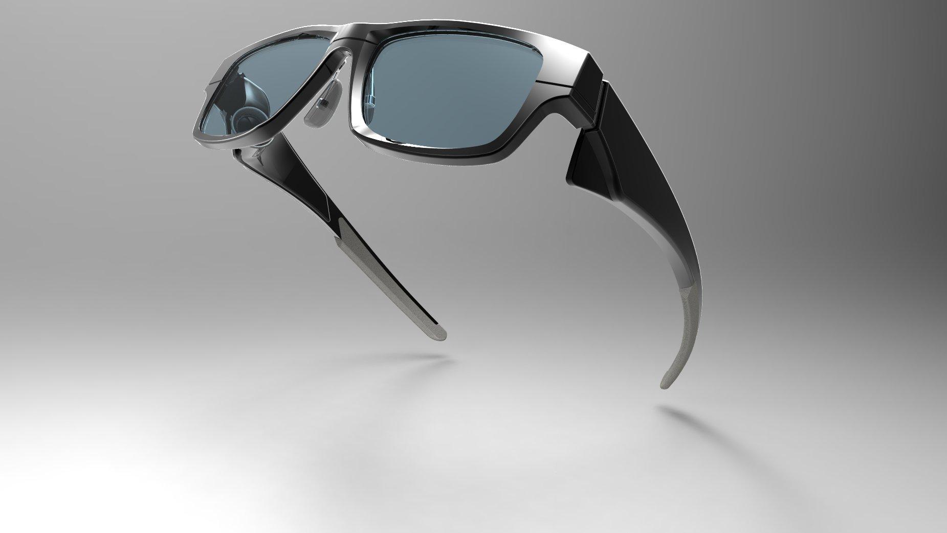 GlassUp, gli occhiali smart (made in Italy) che faranno concorrenza a Google