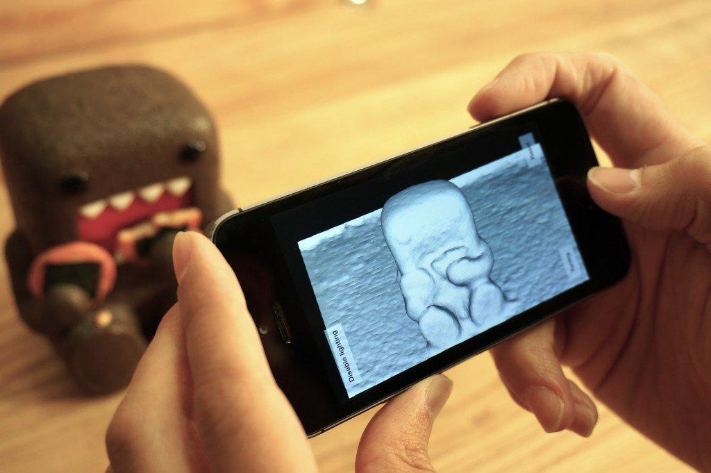Snapchat e l'acquisto in sordina di Seene, app per le selfie 3D