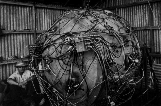 70 anni di esplosioni atomiche in un unico video