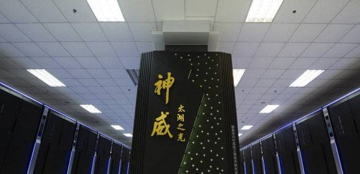 China Fastest Supercomputers