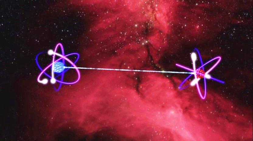 Entangled-Atoms